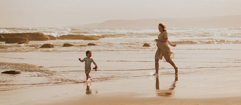 Aireys Inlet Family Session | Paige Gotts Family Photography and Films Melbourne