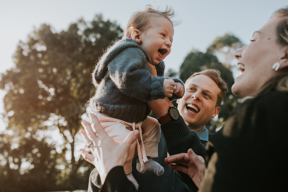 Family Photos and Video | Melbourne | Paige Gotts