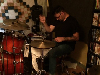 Josh Touchton Adds Rhythm For The Hangabouts
