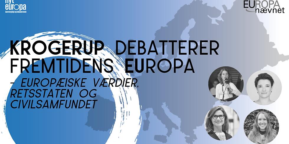 Krogerup Højskole debattere fremtidens Europa: Værdikamp?
