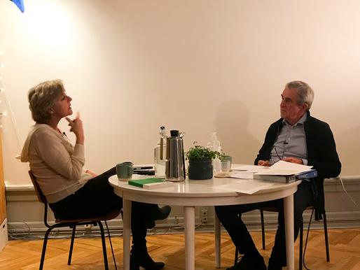 Green Deal fylder 1 år m. Connie Hedegaard og Steen Gade
