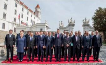 God sydeuropæisk inspiration til Løkkes tale på Bratislava mødet