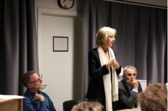 Klimaets sværvægtere diskuterede Klimaets fremtid på Nordfyns Højskole