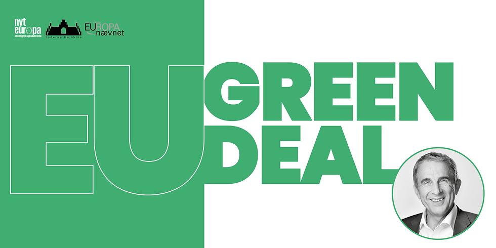 Green Deal 1 år - Vores Generations 'Man on the Moon'?