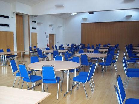 Combined Halls
