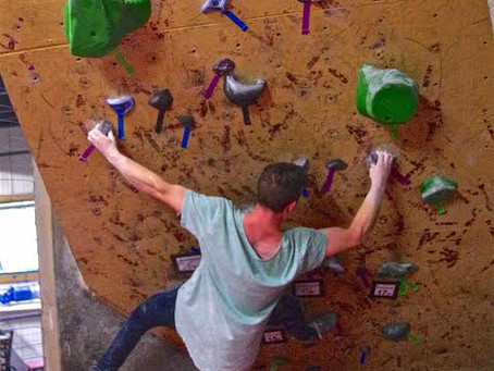 Climbers reaching new heights
