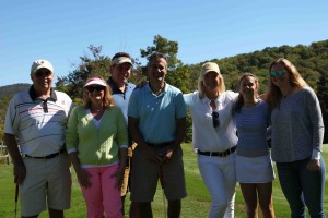 Golf tournament draws record-high number of participants