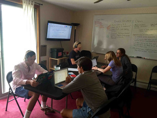 Blended Learning approach to academics offers endless possibilities for KMS student-athletes