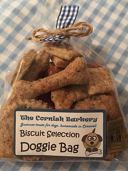Wholemeal Biscuit Selection Doggie Bag