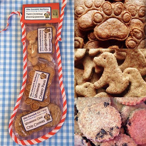 Tasty Christmas Stocking Selection