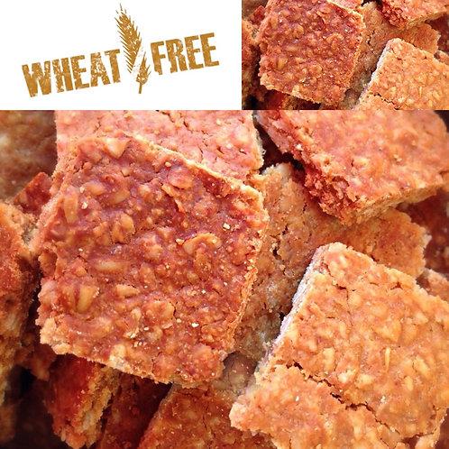 WHEAT FREE Peanut Butter Flapjack