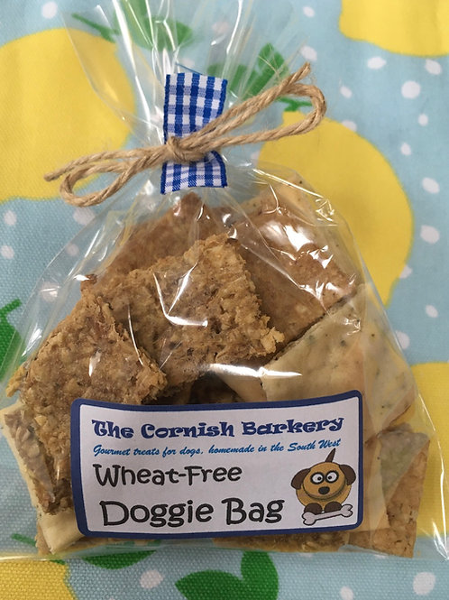 WHEAT/GLUTEN-FREE Biscuit Selection Doggie Bag