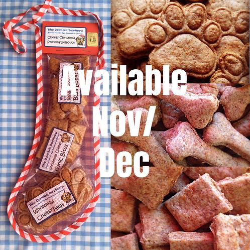 Cheesy Christmas Stocking Selection