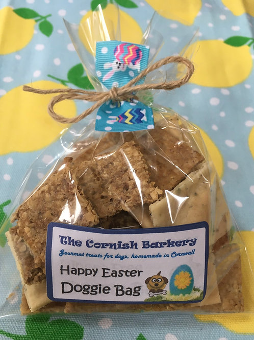 WHEAT/GLUTEN-FREE Biscuit Selection EASTER Doggie Bag