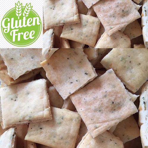 WHEAT & GLUTEN FREE Cheesy Bites