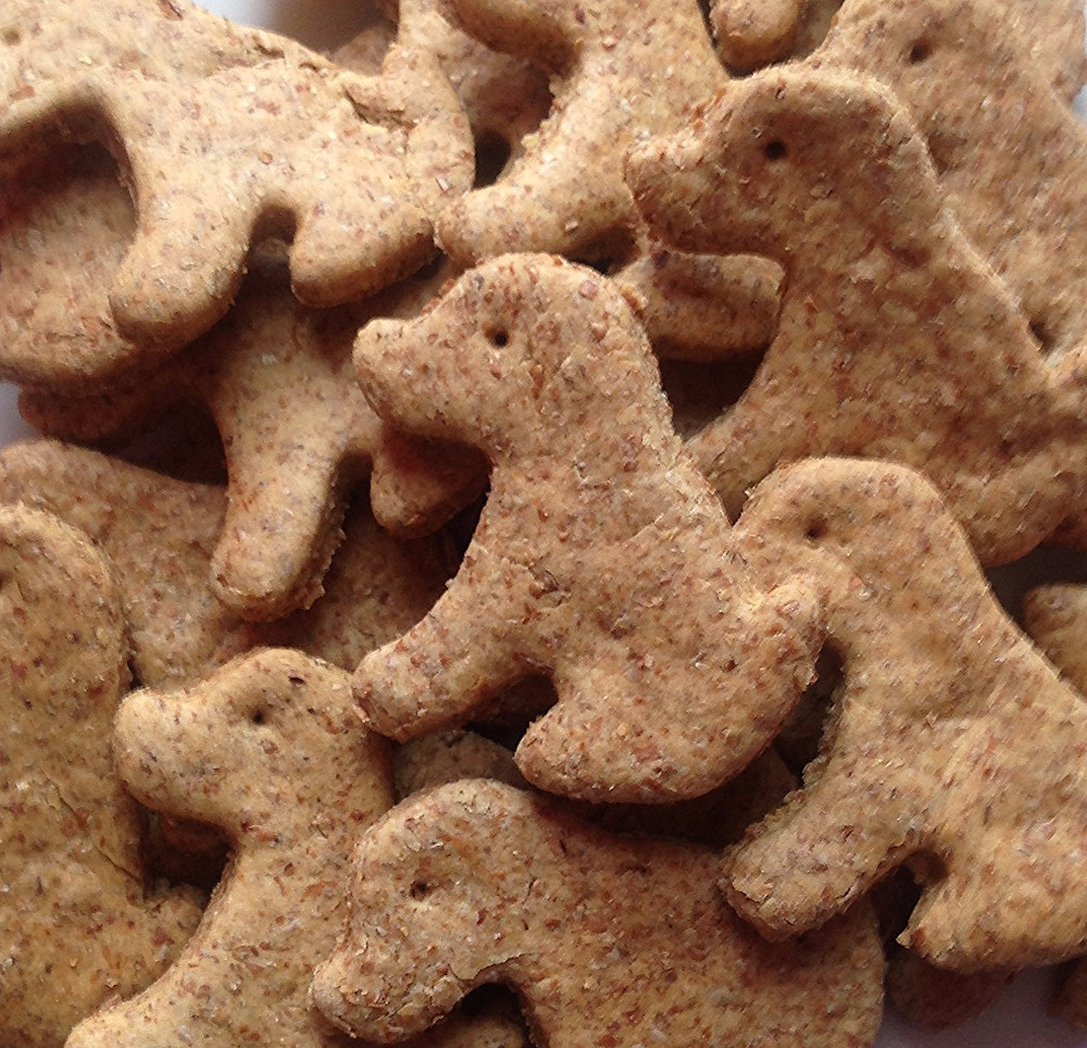 The Cornish Barkery's Wholemeal Gingerbread Dogs