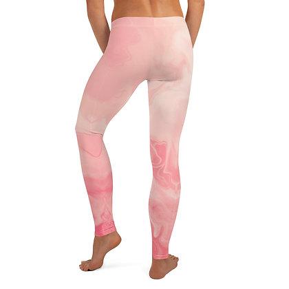Pink Water Leggings