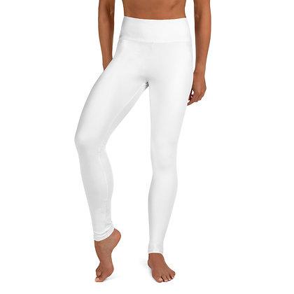 Yoga Leggings white