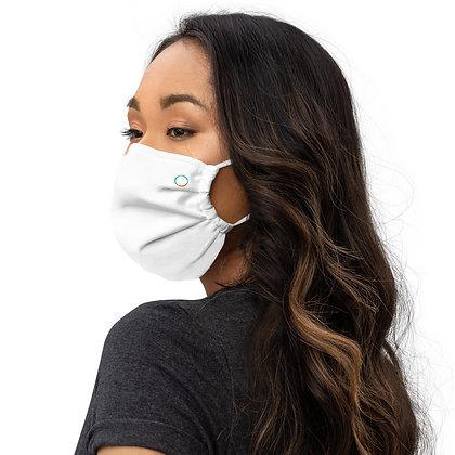 Premium face mask white