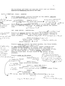 Vessel Script Annotation