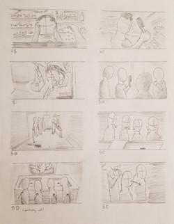Milk Teeth Storyboard (2/2)
