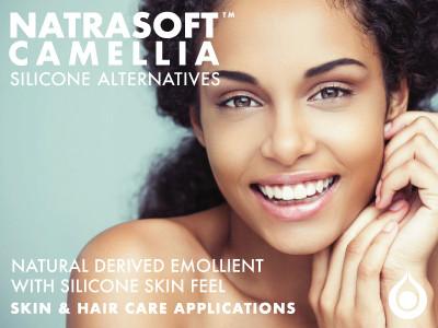 BioAktive Expands NatraSoft Range with NatraSoft Camellia