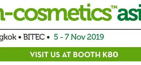 BioAktive focuses on new portfolio at InCosmetics Asia