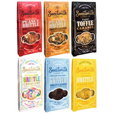 SweetSmith Candies