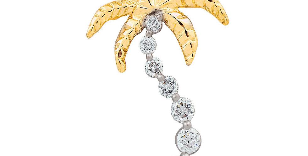 Journey In Paradise Diamond Pendant