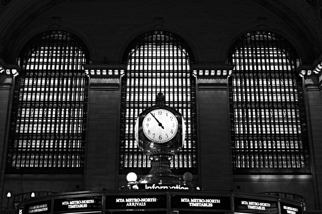 USA / New York City / 07.03.2018 /  Inside Grand Central Station.