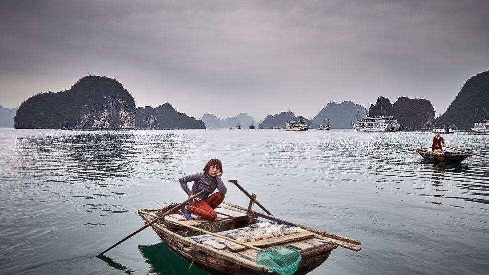 The Girl from Ha Long Bay