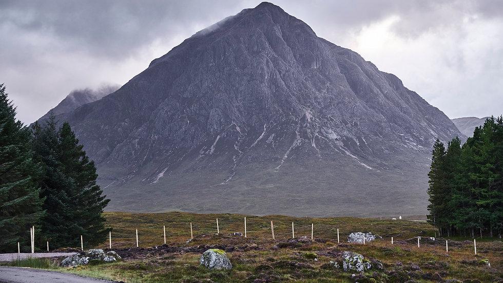 Buachaille Etive Mòr mountain I