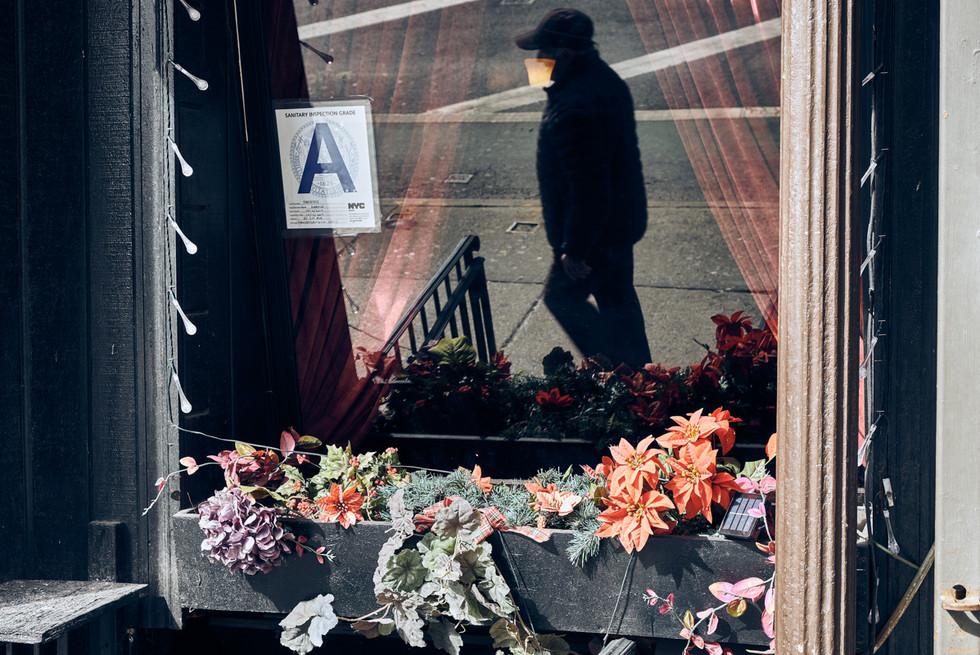 USA / New York City / 05.03.2018 /  Street scene in East Village.