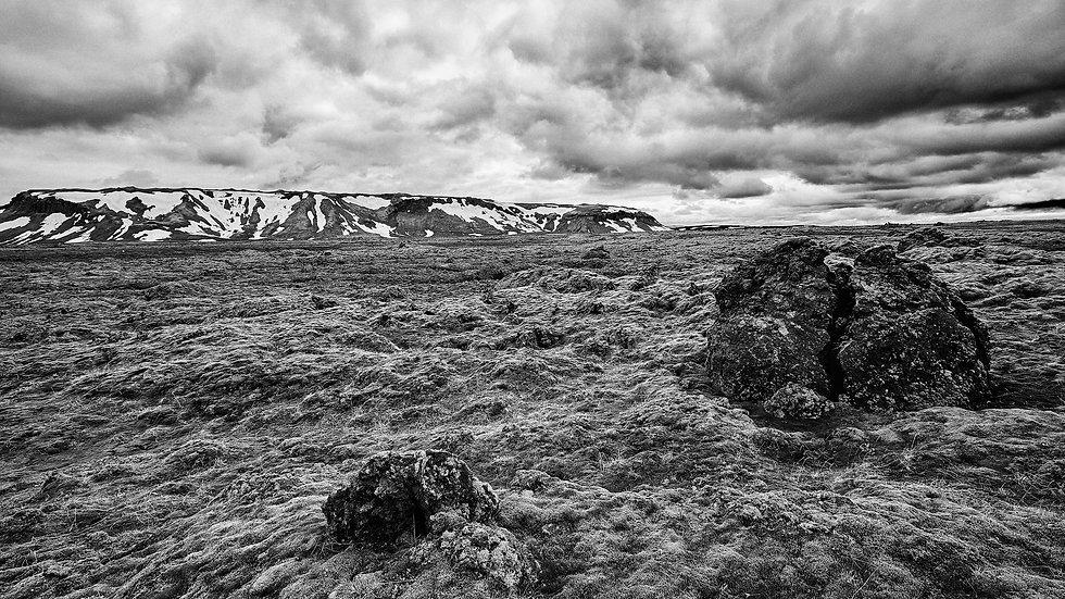 Iceland Sauron`s Eye