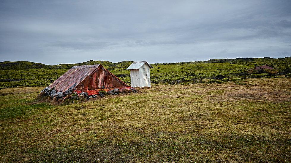 Iceland Herders Hut