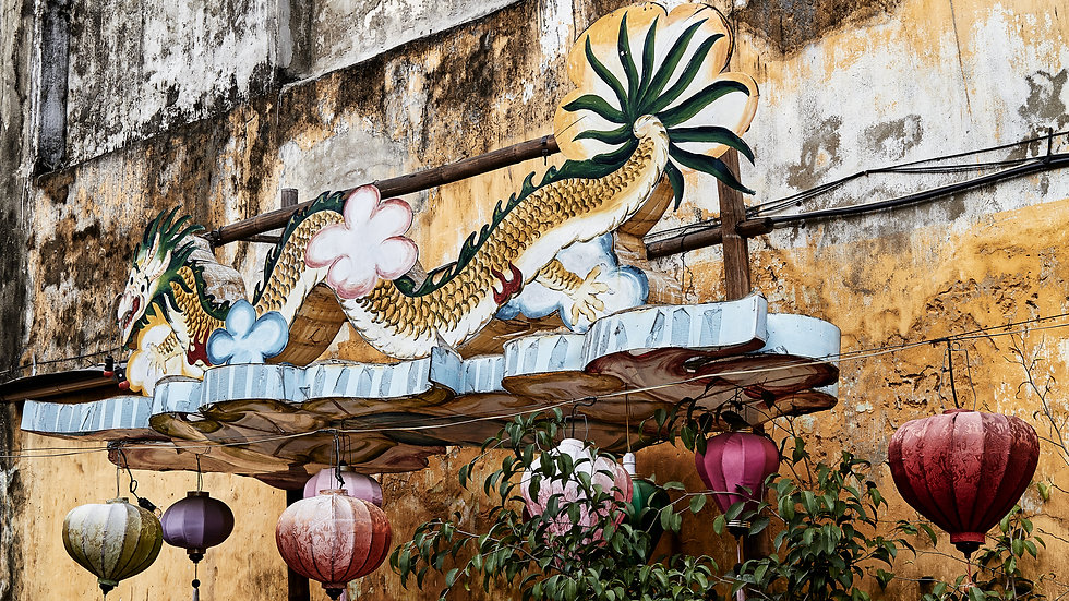 The Dragon of Hoi An