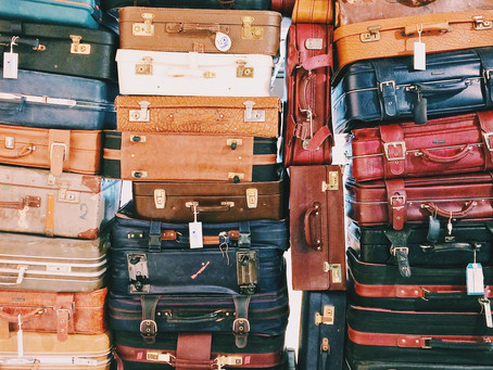 7 Reasons to ditch your checked bag.