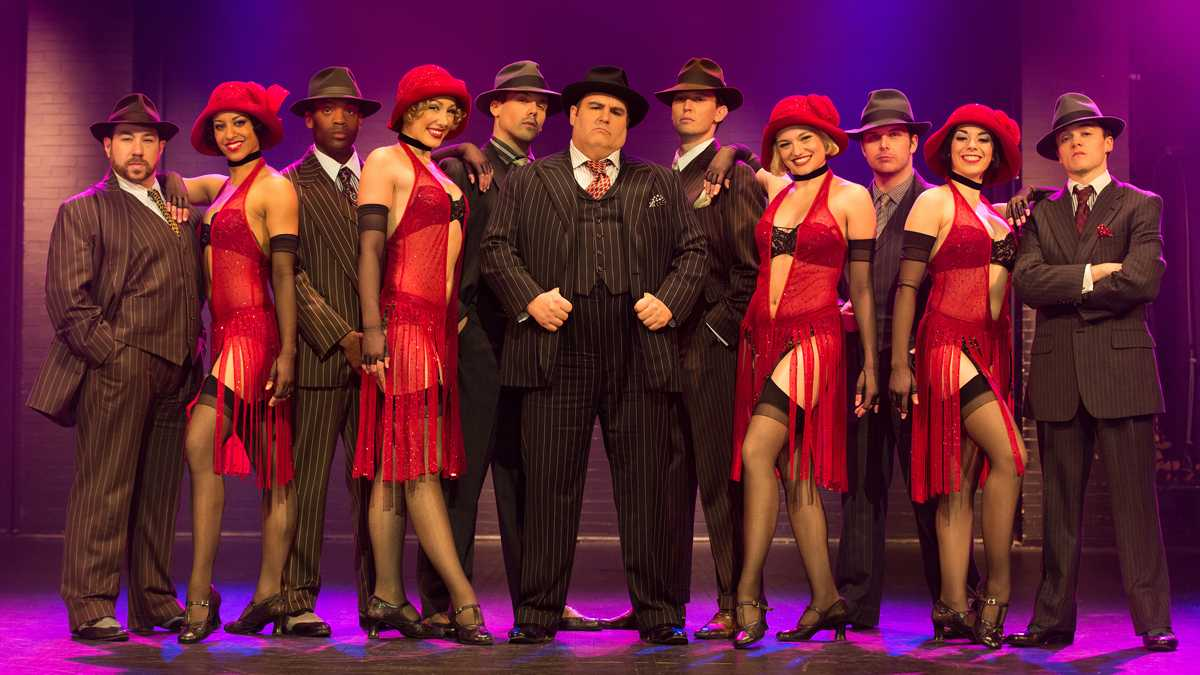 Bullets Over Broadway Promo