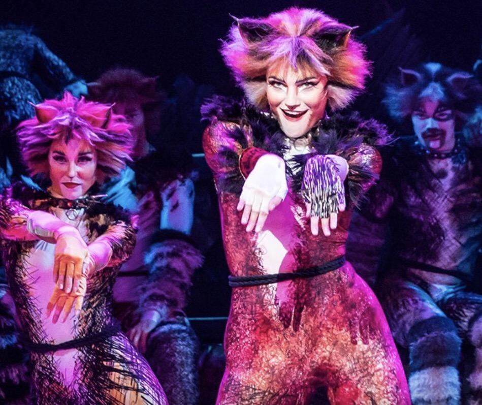 Bombalurina CATS First National Tour