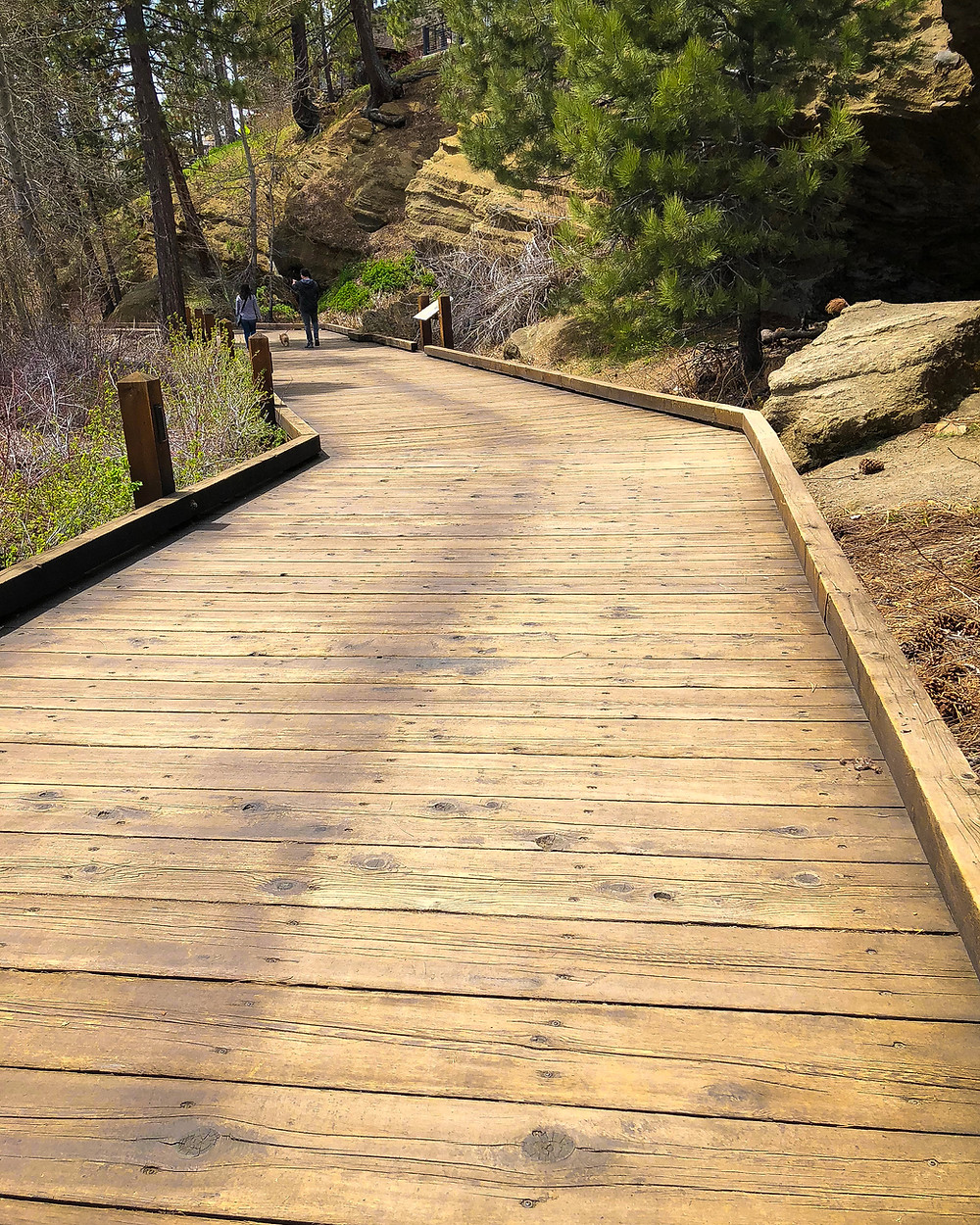 Lake Tahoe Boardwalk