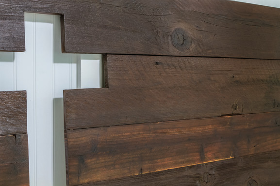 Reclaimed Barnboard Wall Art