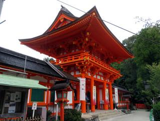京都『上賀茂神社』から保戸島『加茂神社』へ