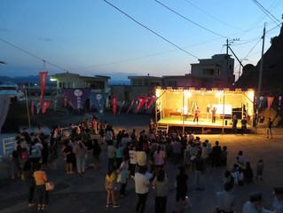 保戸島夏祭り~花火大会~終了