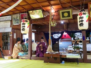 加茂神社秋まつり