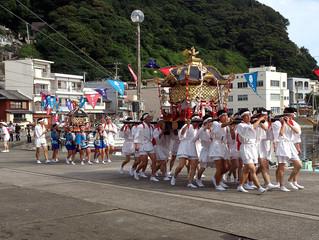 保戸島夏祭りプログラム発表!!