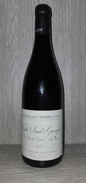 Nuits Saint Georges Au Bas de Combe Vieilles Vignes 2015 (75 cl)- J.Tardy