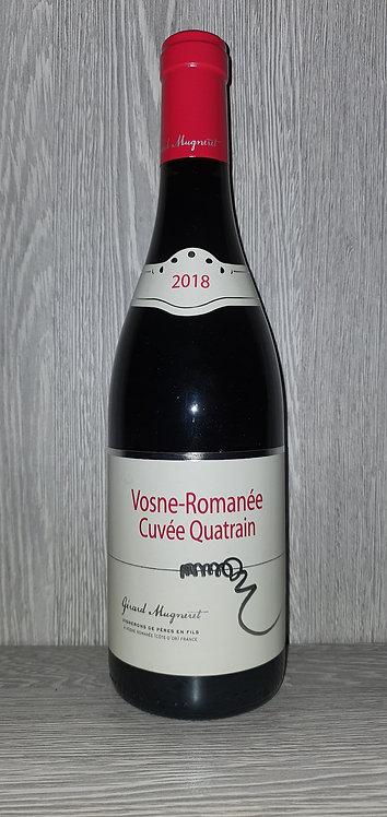 Vosne-Romanée Cuvée Quatrain 2018 (75 cl) - Domaine Gérard Mugneret