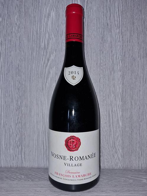 Vosne-Romanée Village 2014 (75 cl) - Domaine François Lamarche