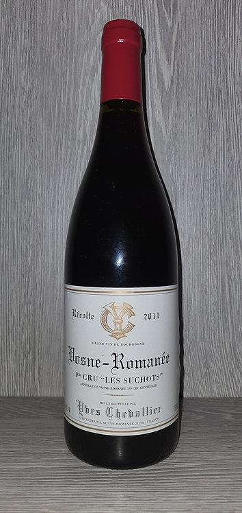 Vosne-Romanée 1er Cru Les Suchots 2011 (75 cl) - Domaine Yves Chevallier