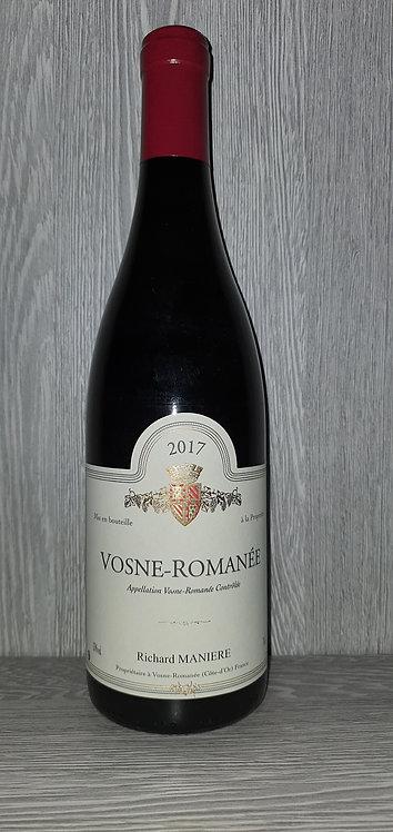 Vosne-Romanée 2017 (75 cl) - Domaine Richard Manière